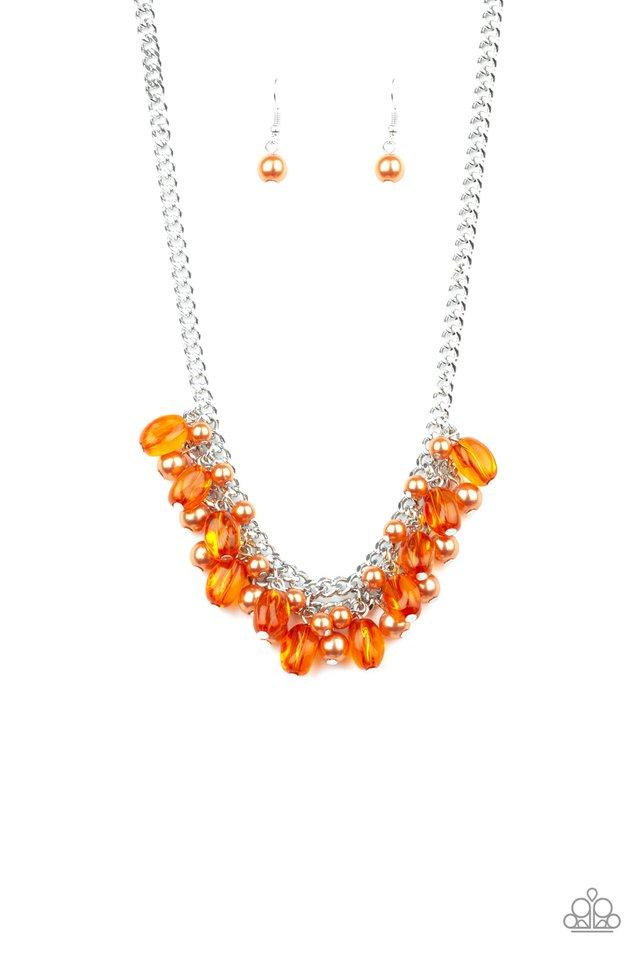 Paparazzi Accessories ~ 5th Avenue Flirtation - Orange