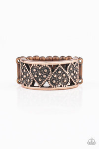 Paparazzi Accessories ~ Better Together - Copper