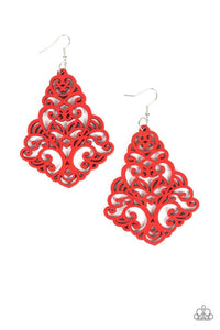 Paparazzi Accessories ~ Powers of ZEN - Red
