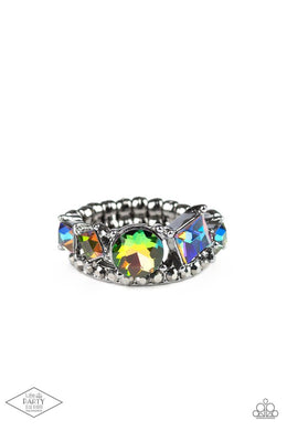 Champion Couture - Multi - Paparazzi Ring Image