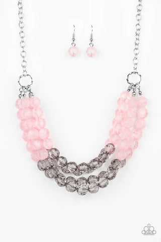 Pink Paparazzi Necklaces