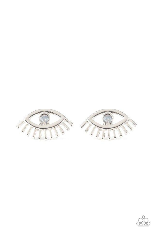 Paparazzi Earring ~ Dont Blink - Multi