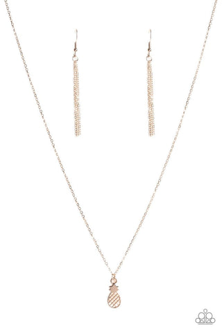 Rose Gold Paparazzi Jewelry