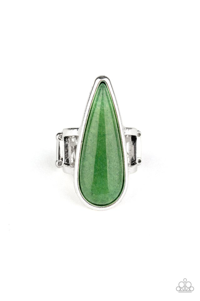 Paparazzi Ring ~ Spiritual Awakening - Green