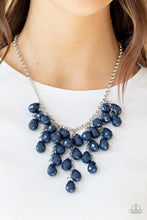 Load image into Gallery viewer, Paparazzi Necklace ~ Serenely Scattered - Blue