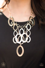 Load image into Gallery viewer, Paparazzi Necklace Blockbuster - Golden Spell - Gold