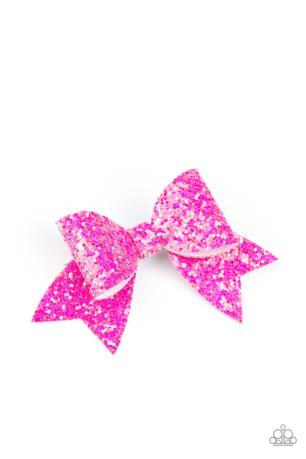 Paparazzi Hair Accessories ~ Confetti Princess - Pink