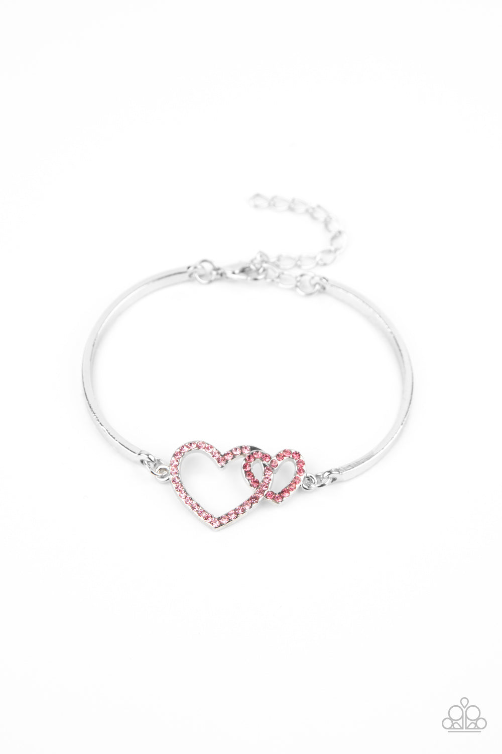 Paparazzi Bracelet PREORDER ~ Cupid is Calling - Pink