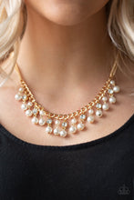 Load image into Gallery viewer, Paparazzi Necklace PREORDER ~ Regal Refinement - Gold