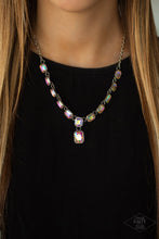 Load image into Gallery viewer, Paparazzi Necklace ~ The Right to Remain Sparkly - Multi