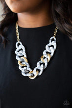 Load image into Gallery viewer, Paparazzi Necklace ~ I Have A HAUTE Date - White