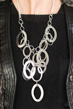 Load image into Gallery viewer, Paparazzi Necklace Blockbuster - A Silver Spell - Silver