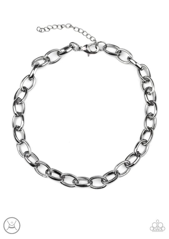 Paparazzi Necklace ~ Urban Uplink - Black