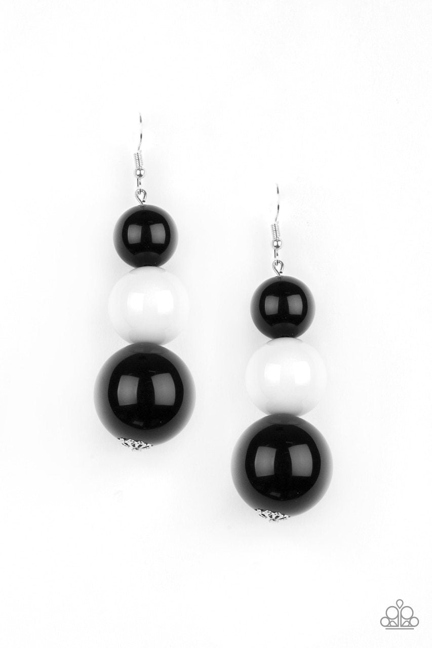 Paparazzi Earring ~ Material World - Multi