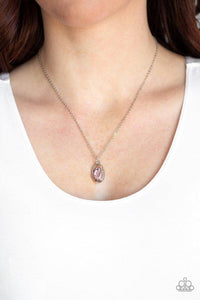 Paparazzi Necklace ~ Timeless Tranquility - Pink