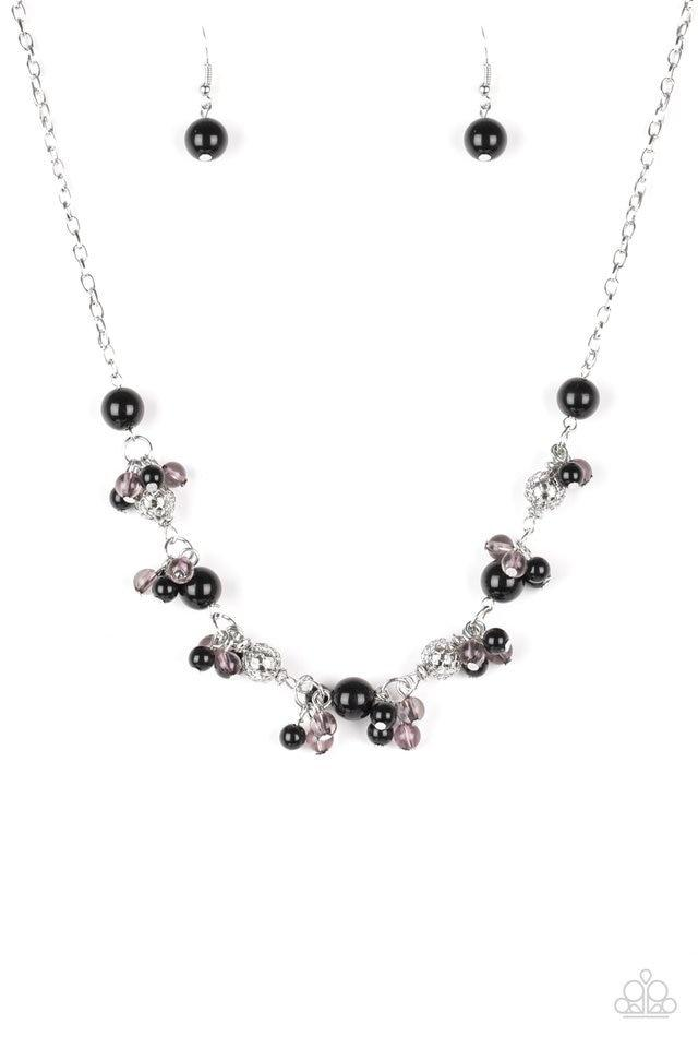 Paparazzi Necklace - Weekday Wedding - Black