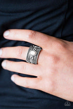 Load image into Gallery viewer, Paparazzi Ring - Be the Sparkle - White