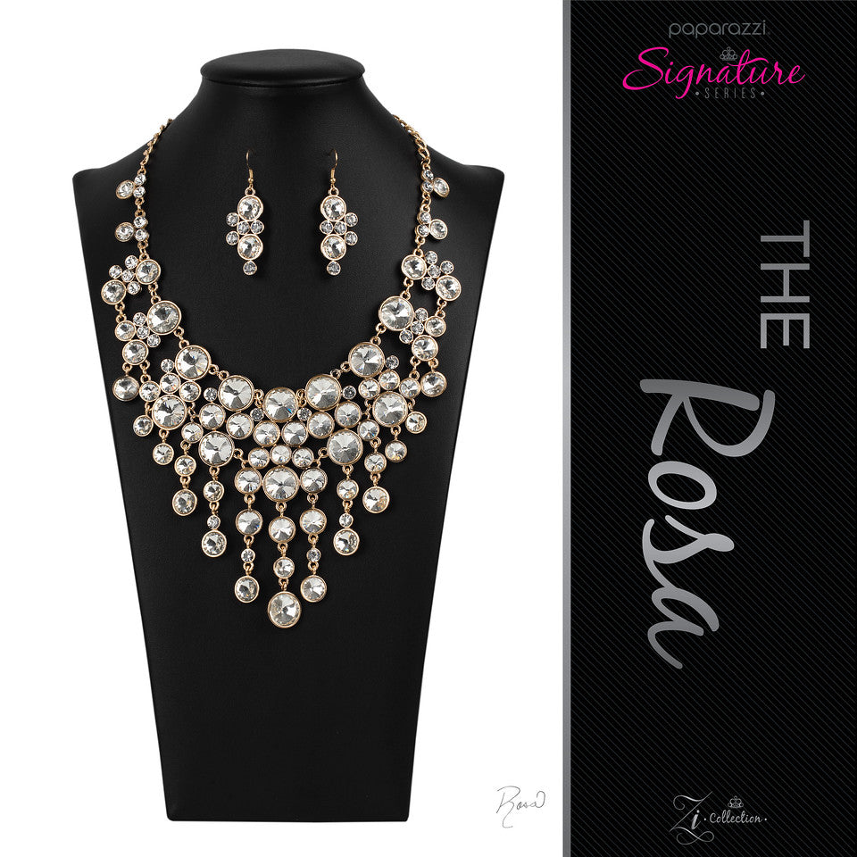Paparazzi Zi Collection - The Rosa