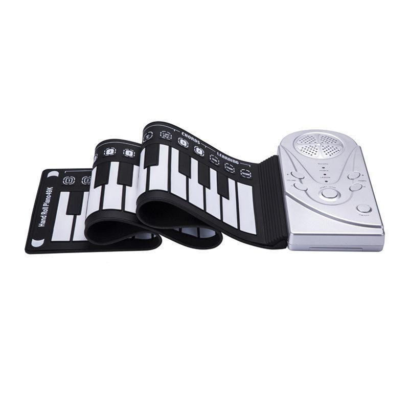 Hand Roll Portable Electric Piano