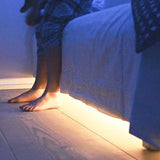Under Bed Motion Activated Lighting Strip