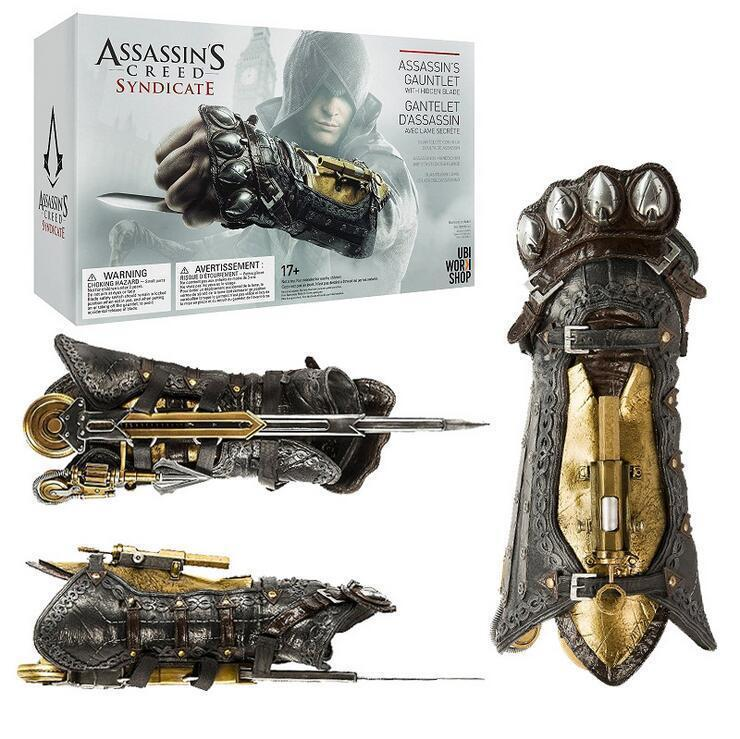 Assassin�S Creed Syndicate Assassin'S Gauntlet With Hidden Blade