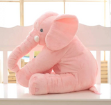 Giant Elephant Plush Toy Baby Pillow