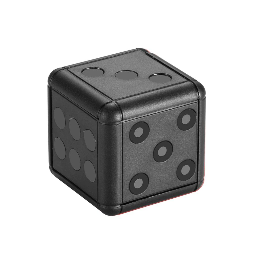 1080P Mini Camera Cam Night Vision Dice Cam Gad