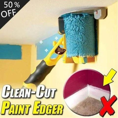 Clean Cut Paint Edger, Make Painting Clean & Neat