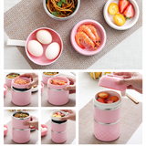 Food Thermos Lunchbox Tower