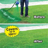 Green Grass Lawn Spray