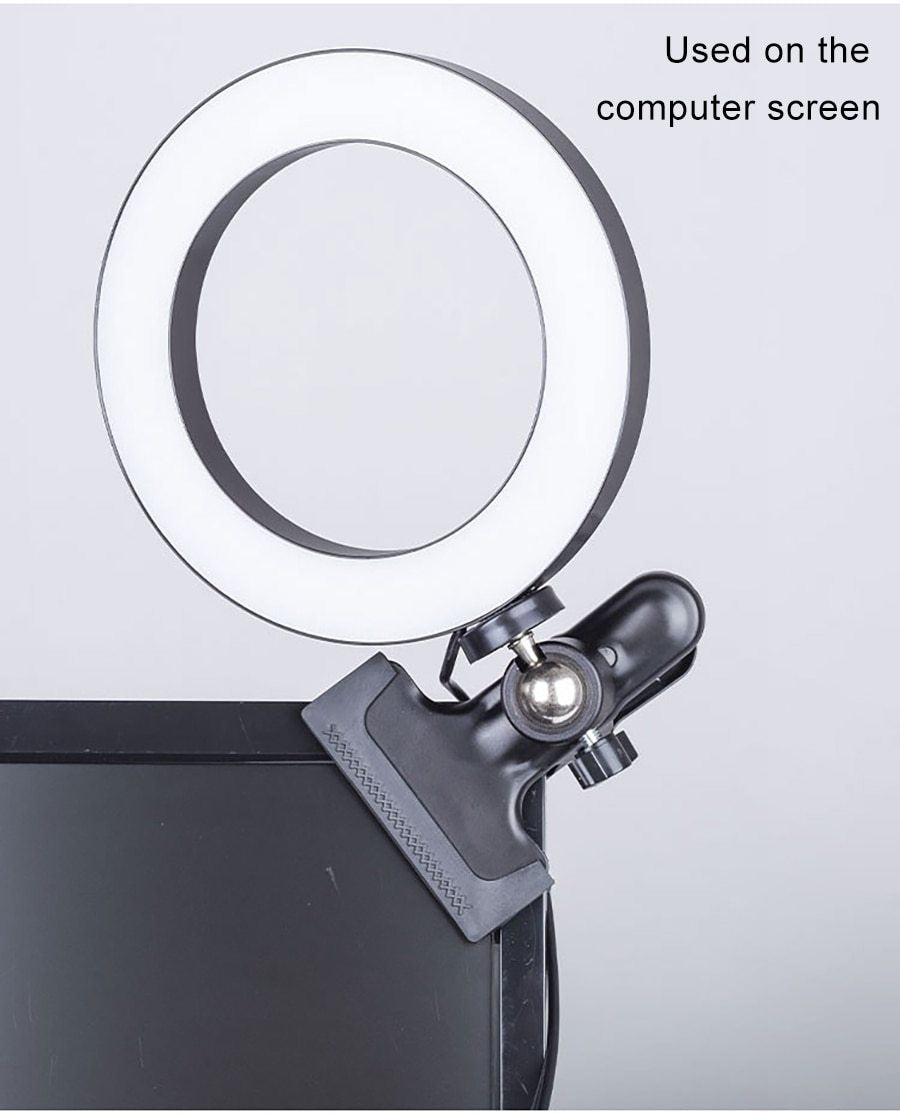 Computer Led Light Ring
