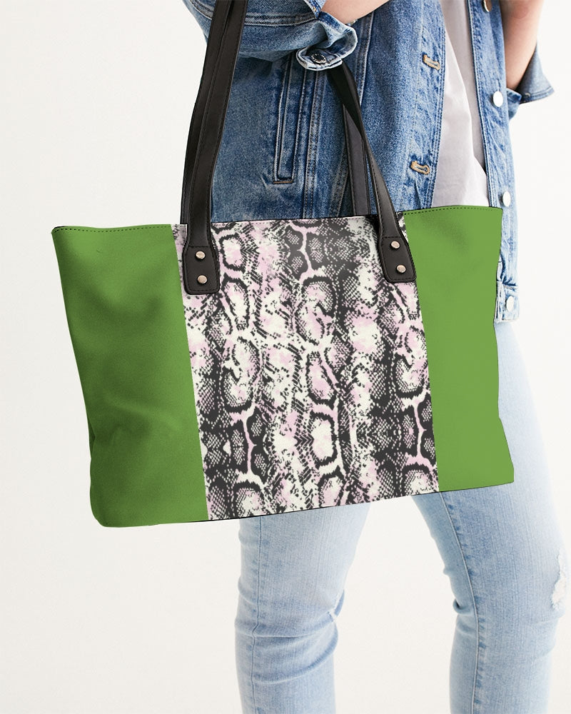 Green Stylish Tote