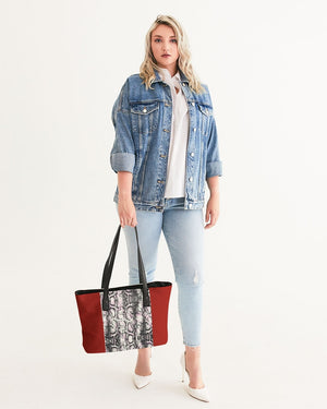 Red Stylish Tote