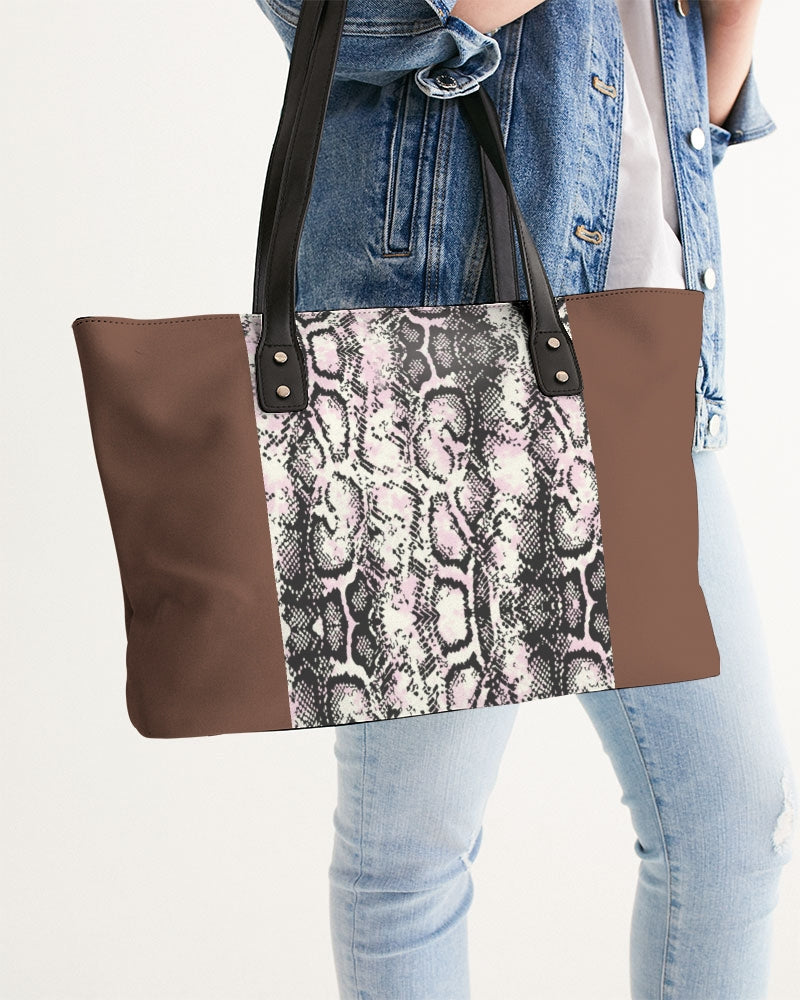 Brown Stylish Tote