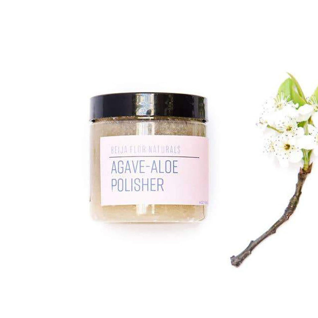 Agave Aloe Face Polisher