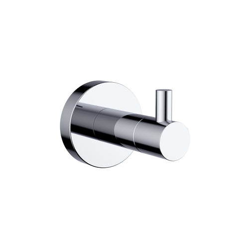 Bathroom Accessories - Bagno Nera Stainless Steel Robe Hook - Chrome