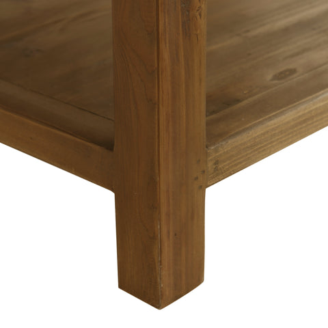 "Image of Bathroom Vanities - Austin 36"" Vanity Base Only In Walnut"