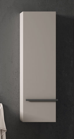 Quarzo Scala tall  Cabinet/ Storage With Left Side Door