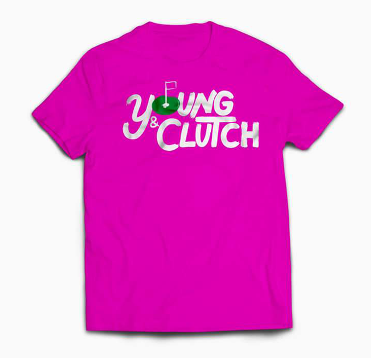 Young & Clutch Classic Golf Shirt