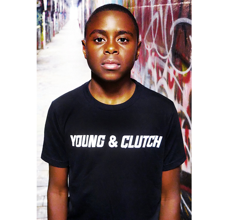 Young & Clutch Official SL Shirt