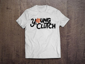Young & Clutch Classic Basketball Shirt