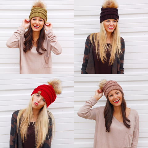 Warm and Fuzzy Winter Headwear from ShopbellaC