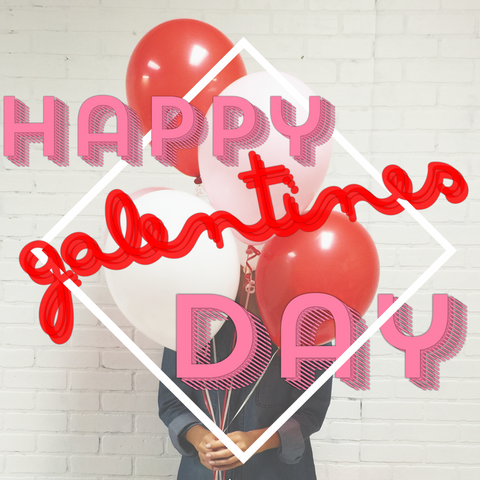 Happy Galentine's Day from ShopbellaC
