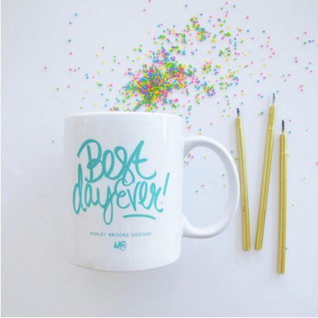 Ashley Brooke Designs Mug from ShopbellaC