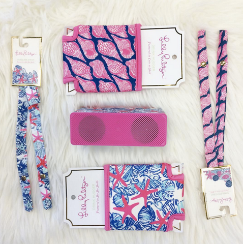 Lilly Pulitzer Sunglasses Straps and Drink Huggers at ShopbellaC
