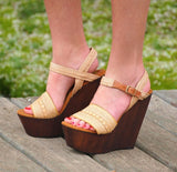 Sbicca La Palma Wedges from ShopBellaC