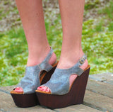 Sbicca Studio Wedges