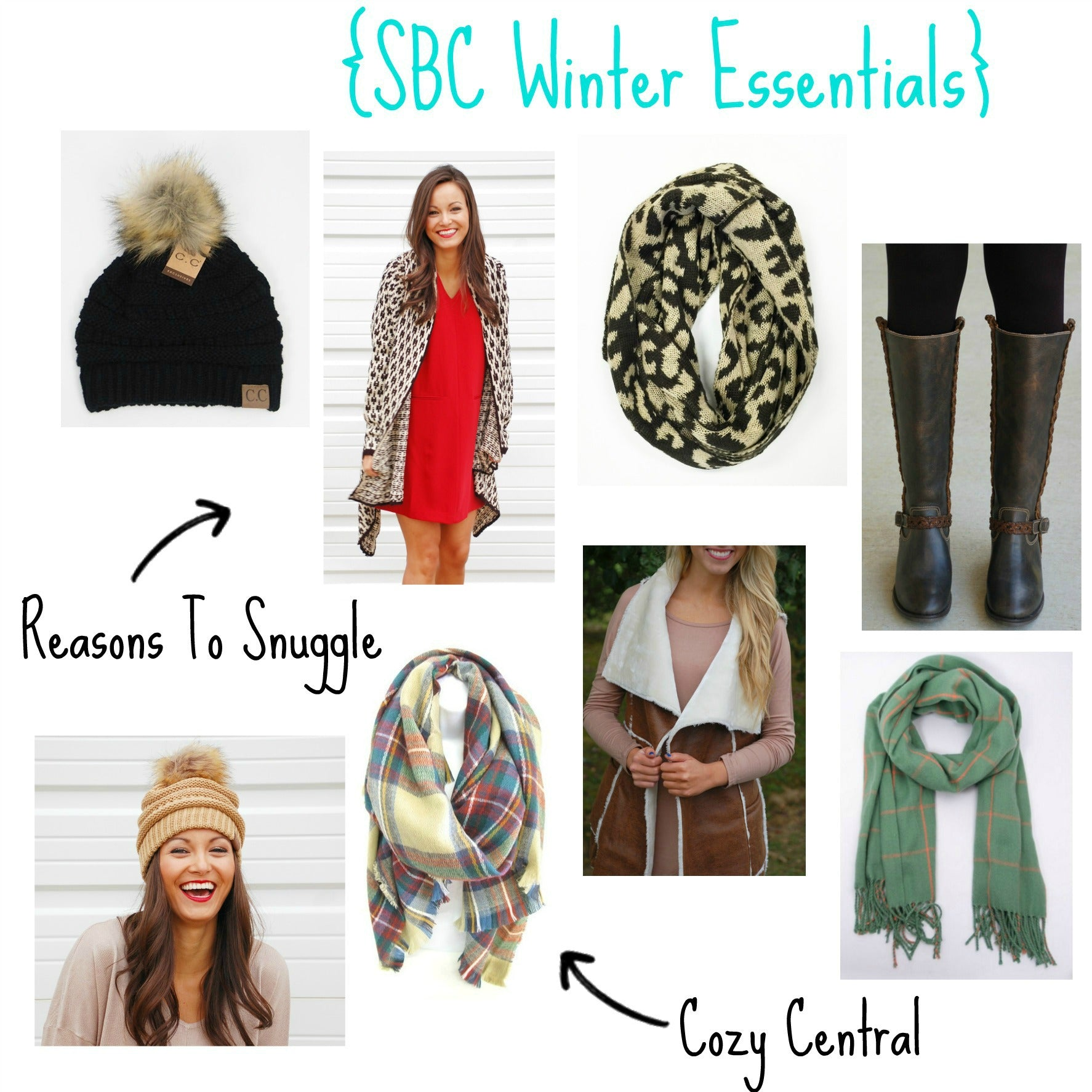 Winter Essentials from ShopbellaC