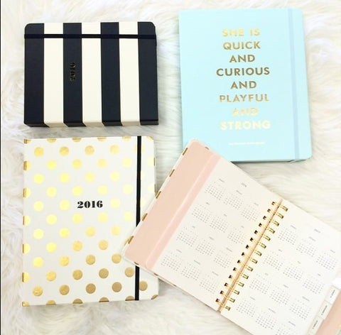Kate Spade Agendas and Planners from ShopbellaC