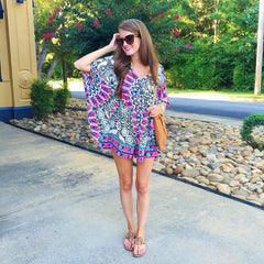 Calypso Romper from ShopbellaC